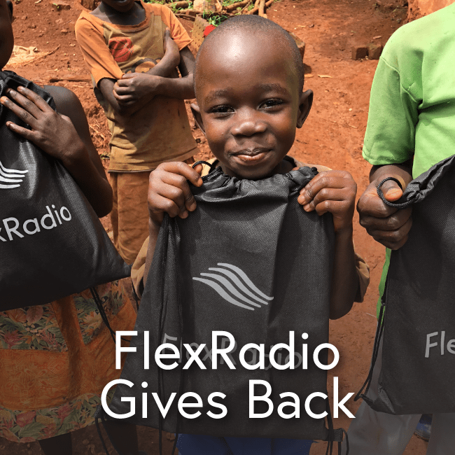 FlexRadio | Leaders in Software Defined Radios & Technology